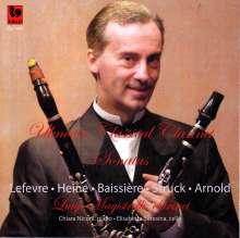 Luigi Magistrelli - Unknown Classical Clarinet Sonatas, CD