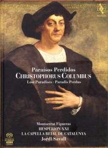 Christophorus Columbus - Paraisos Perdidos, 2 SACDs
