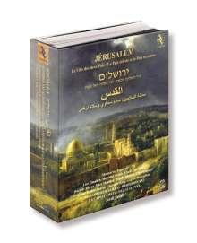 Hesperion XXI - Jerusalem - La Ville des deux Paix, 2 SACDs