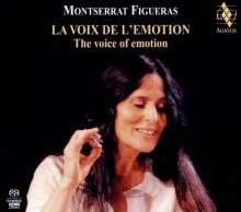 Montserrat Figueras - La Voix de l'Emotion Vol.1, 2 SACDs
