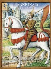 Jeanne d'Arc - Batailles & Prisons, 2 SACDs