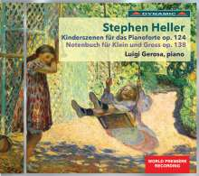 Stephen Heller (1813-1888): Kinderszenen für das Pianoforte op.124, CD