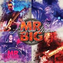Mr. Big: Live From Milan (Gatefold/Black/180 Gramm)