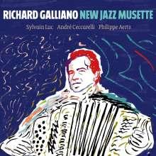 Richard Galliano (geb. 1950): New Jazz Musette, 2 CDs