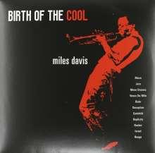 Miles Davis (1926-1991): Birth Of The Cool (remastered) (180g), LP