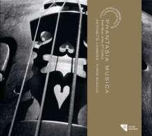 Phantasia Musica, CD