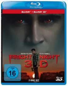 Fright Night (2011) (Blu-ray 2D & 3D), 2 Blu-ray Discs