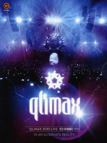Qlimax 2010 Live (DVD+Blu-ray+CD), 3 DVDs