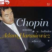Frederic Chopin (1810-1849): Klaviersonaten Nr.1-3, 2 CDs