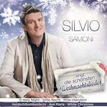 Silvio Samoni: ...singt die schönsten Weihnachtslieder, CD