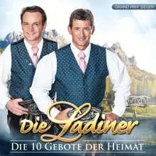 Die Ladiner: Die 10 Gebote der Heimat, CD