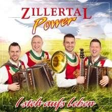 Zillertal Power: I steh aufs Leben, CD