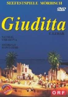 Franz Lehar (1870-1948): Giuditta, DVD