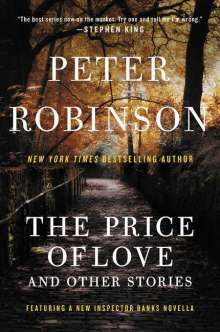 Peter Robinson: The Price of Love and Other Stories, Buch
