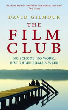 David Gilmour: The Film Club, Buch