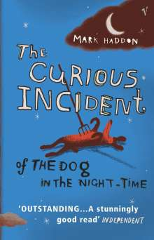 Mark Haddon: The Curious Incident of the Dog in the Night-Time, Buch
