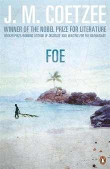 J. M. Coetzee: Foe, Buch