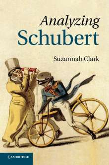 Suzannah Clark: Analyzing Schubert, Buch