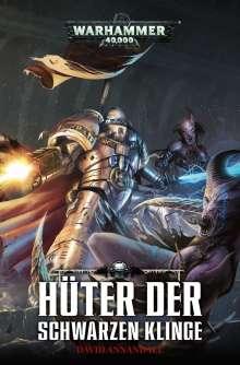 David Annandale: Warhammer 40.000 - Hüter der schwarzen Klinge, Buch
