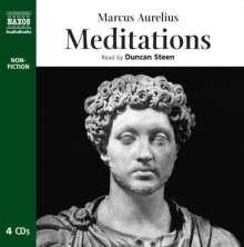 Marcus Aurelius, 4 CDs