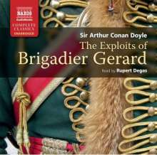 The Exploits of Brigadier Gerard, 6 CDs