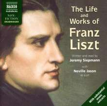 The Life and Works of Franz Liszt, 2 CDs