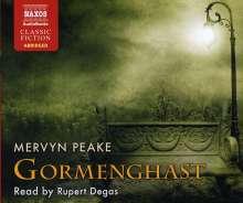 Gormenghast D, 4 CDs