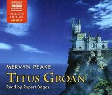 Titus Groan, 4 CDs