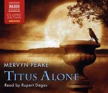 Titus Alone D, 4 CDs