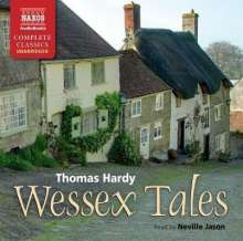 Wessex Tales, 8 CDs