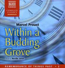Within a Budding Grove, 20 CDs