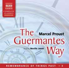The Guermantes Way, 22 CDs