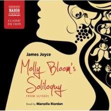 James Joyce: Molly Bloom's Soliloquy, CD