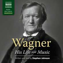 Wagner: His Life and Music, 7 CDs