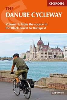Mike Wells: The Danube Cycleway: Volume 1, Buch