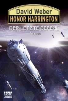David Weber: Honor Harrington 26. Der letzte Befehl, Buch