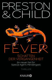 Douglas Preston: Fever - Schatten der Vergangenheit, Buch