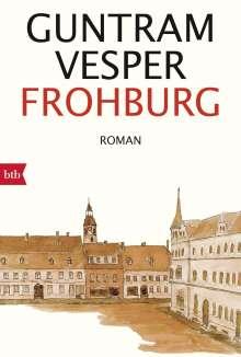 Guntram Vesper: Frohburg, Buch
