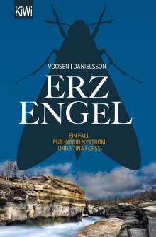 Roman Voosen: Erzengel, Buch
