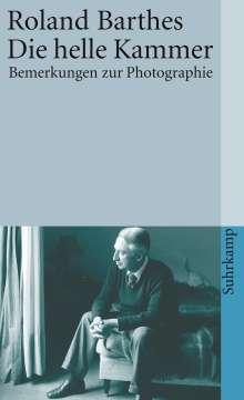 Roland Barthes: Die helle Kammer, Buch