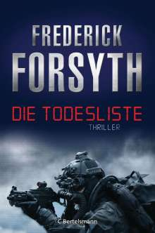 Frederick Forsyth: Die Todesliste, Buch