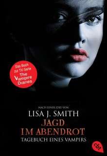 Lisa J. Smith: Tagebuch eines Vampirs 08 - Jagd im Abendrot, Buch