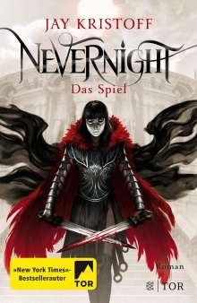 Jay Kristoff: Nevernight - Das Spiel, Buch