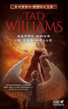 Tad Williams: Happy Hour in der Hölle, Buch