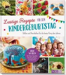 Lustige Rezepte für den Kindergeburtstag, Buch
