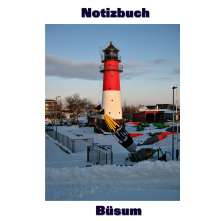 Pierre Sens: Notizbuch Büsum, Buch