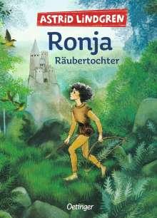 Astrid Lindgren: Ronja, Räubertochter, Buch