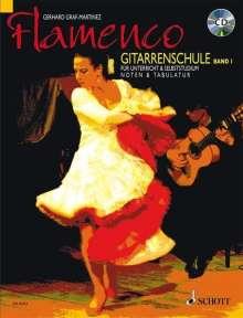 Flamenco Gitarrenschule 1. Mit CD, Noten