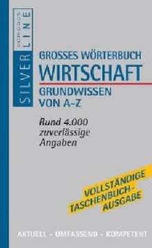 Grosses Wörterbuch Wirtschaft, Buch