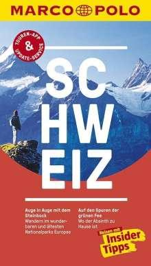 Marc Engelhardt: MARCO POLO Reiseführer Schweiz, Buch